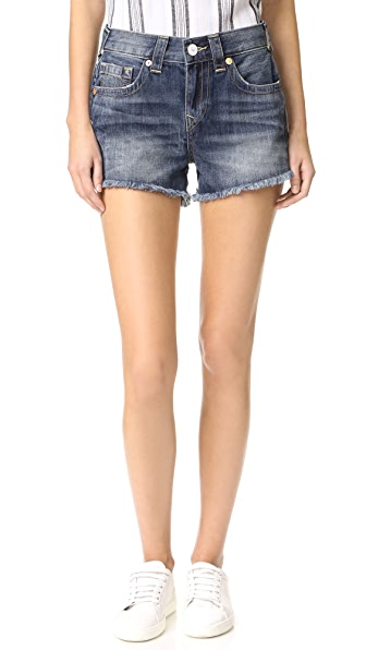 Kori High Rise Boyfriend Shorts