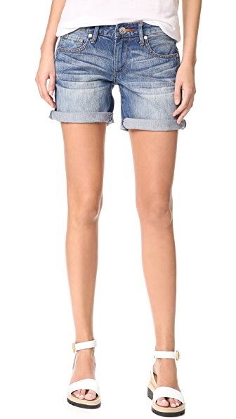Emma Mid Rise Shorts