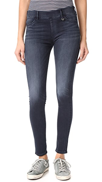 True Religion Runway Legging Jeans - Native Ora