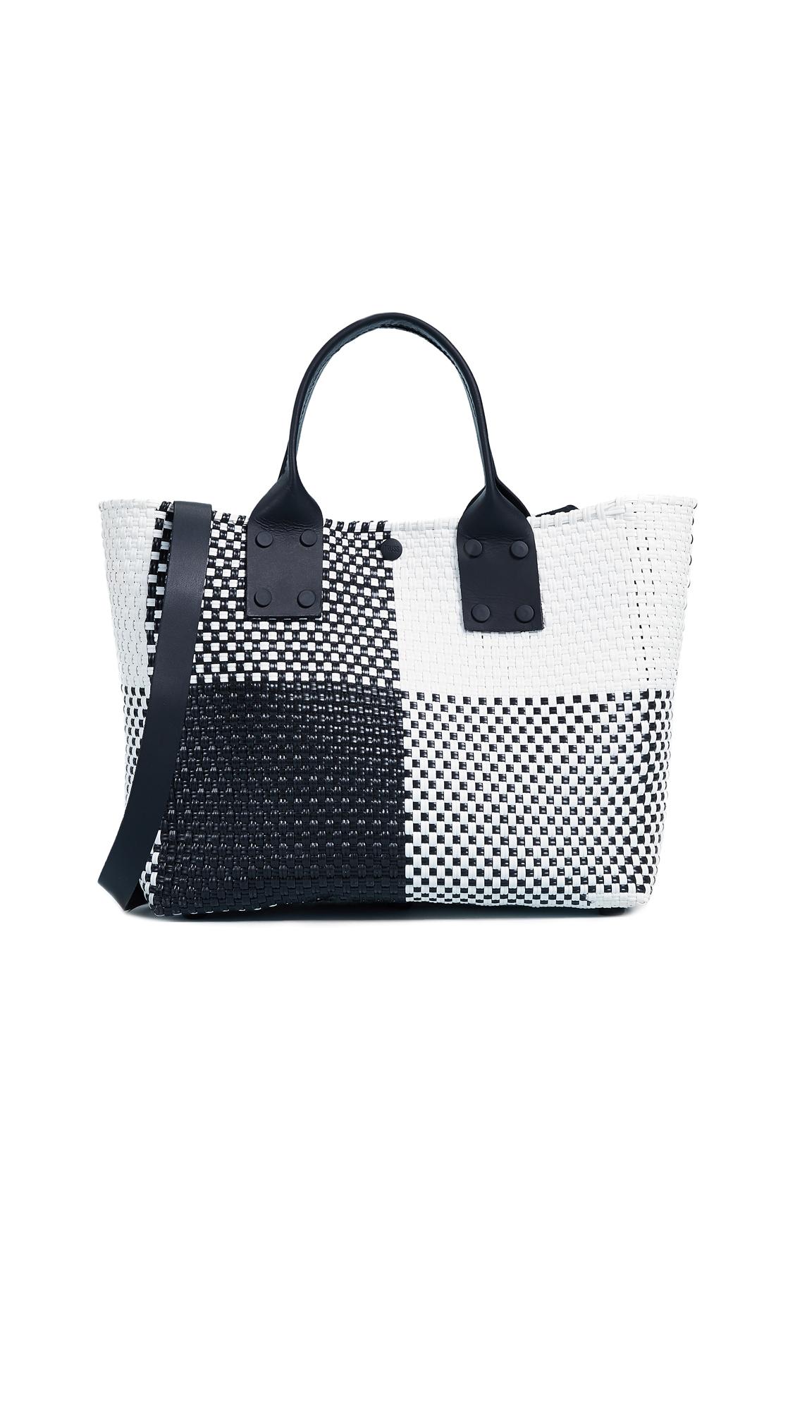 Truss Small Handwoven Cross Body Bag