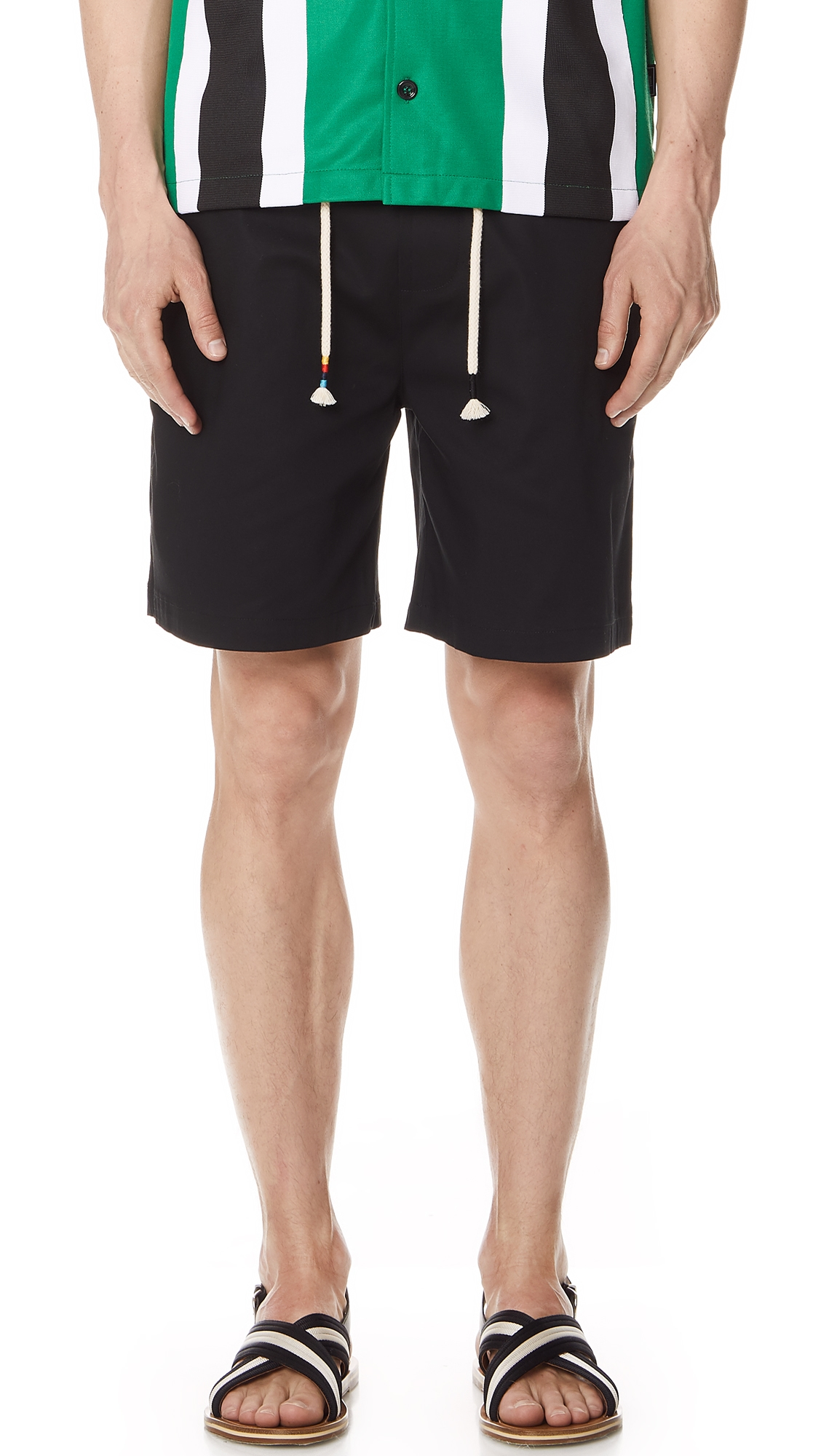 THE SILTED COMPANY THE COFFIN SHORTS
