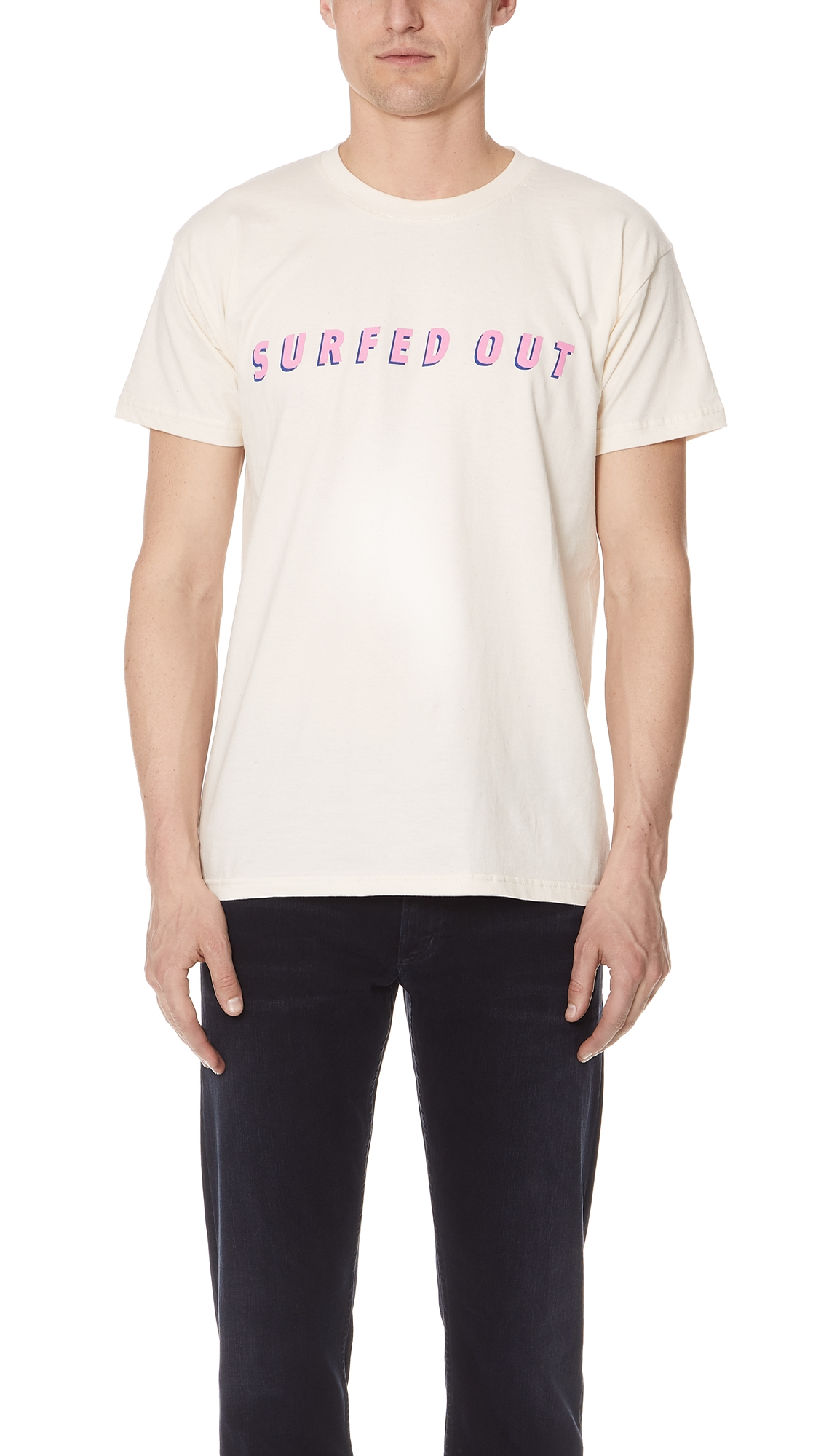 THE SILTED COMPANY SURFED TEE