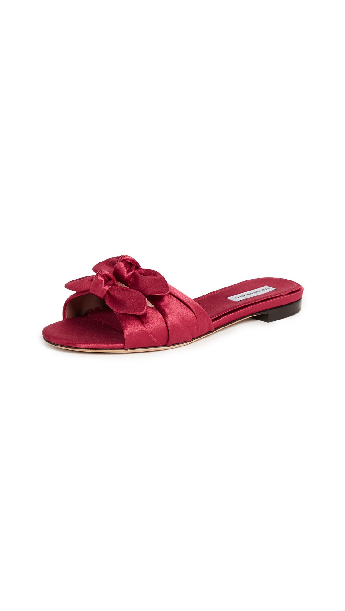 Tabitha Simmons Cleo Sandals - Red
