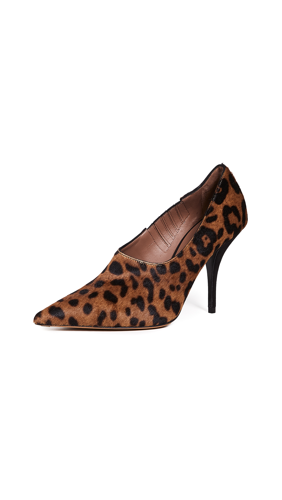 Tabitha Simmons Oona Leopard Pumps - Leopard