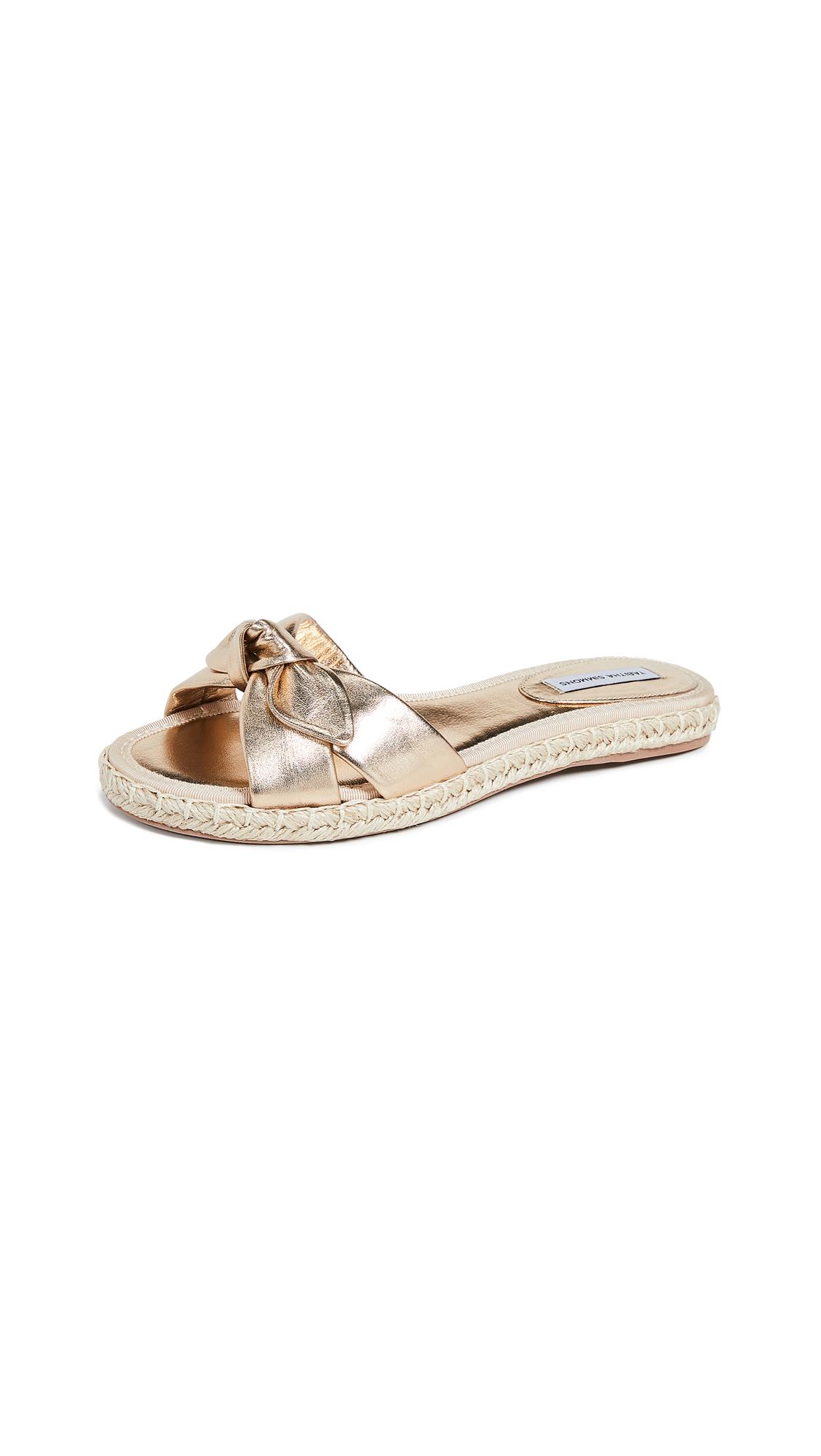 Buy Tabitha Simmons Heli Slides online, shop Tabitha Simmons
