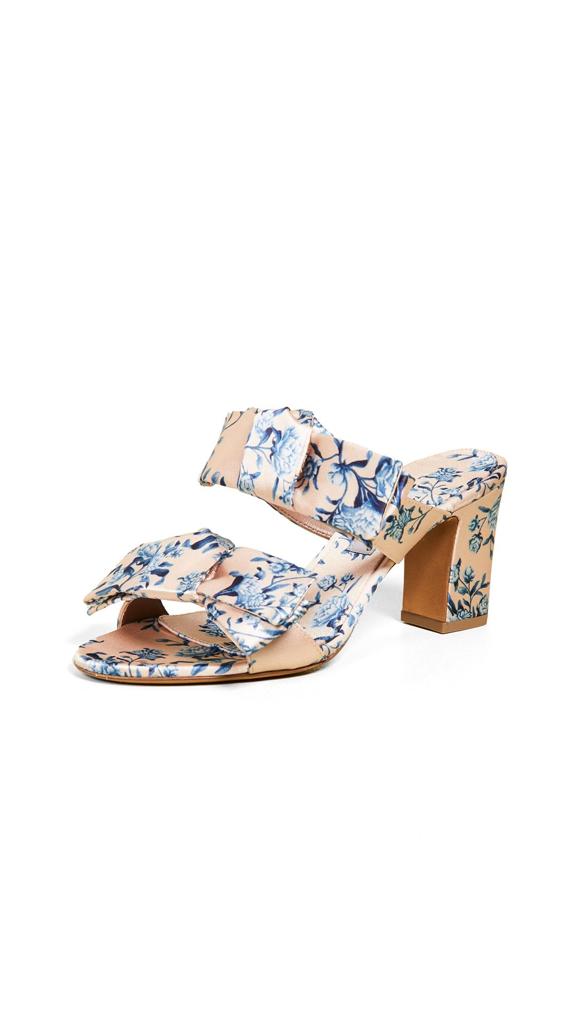 Buy Tabitha Simmons online - photo of Tabitha Simmons x Johanna Ortiz Barbi Bow Block Heels