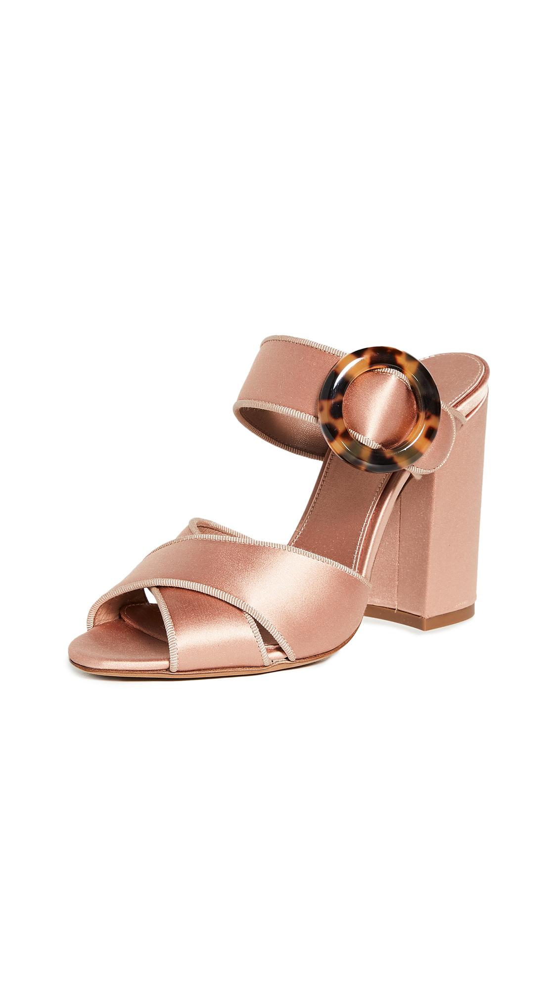 Buy Tabitha Simmons Reyner Slides online, shop Tabitha Simmons