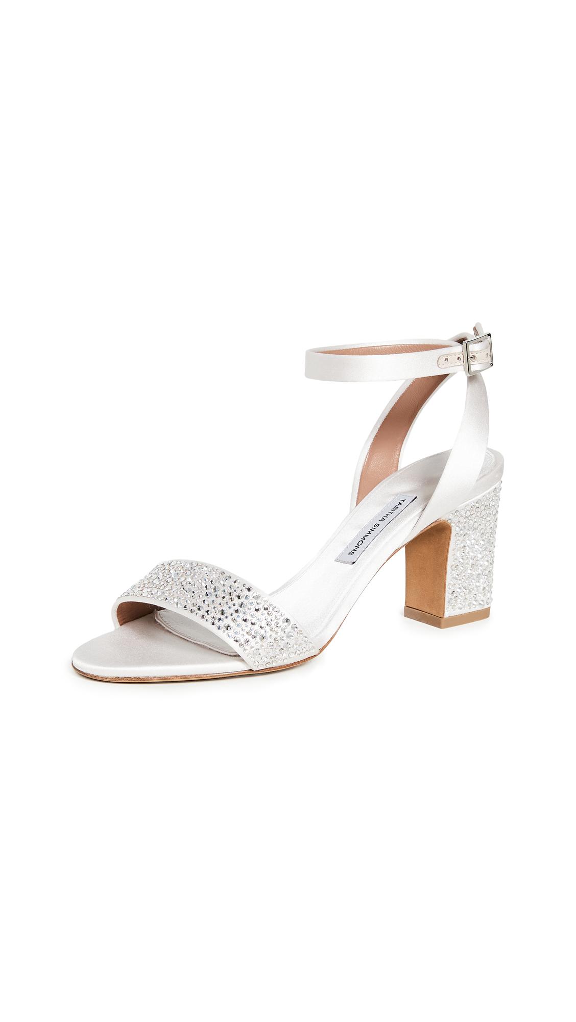 Buy Tabitha Simmons online - photo of Tabitha Simmons Leticia Swarovski Sandals