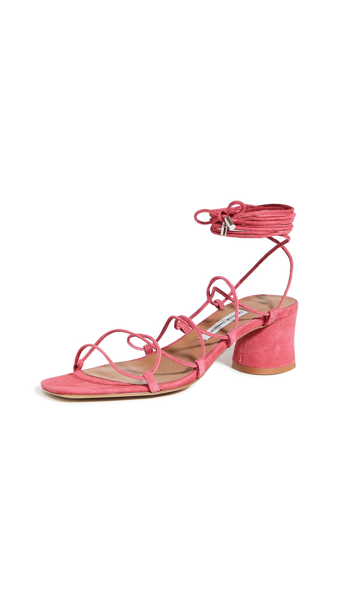 Tabitha Simmons Austen Sandals - 40% Off Sale