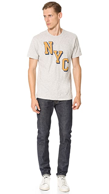 Todd Snyder + Champion NYC Tee