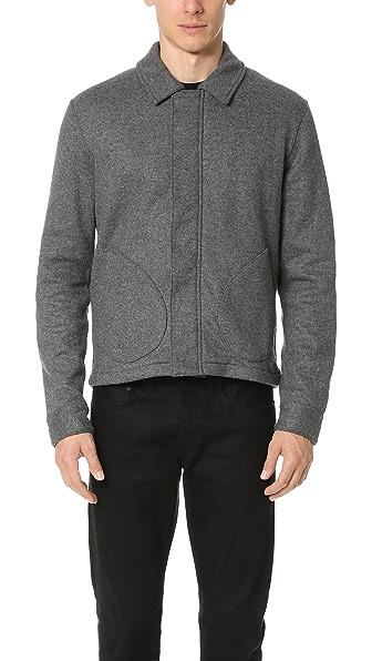 Todd Snyder Knit Deck Jacket