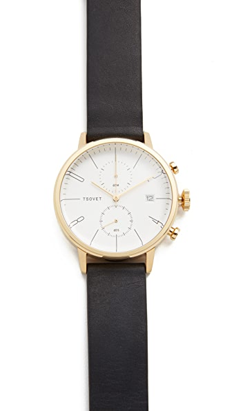 Tsovet JPT-CC38 38MM Watch
