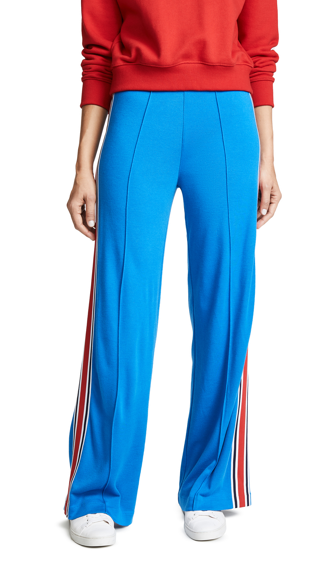 Tory Sport Track Pants In Galleria Blue