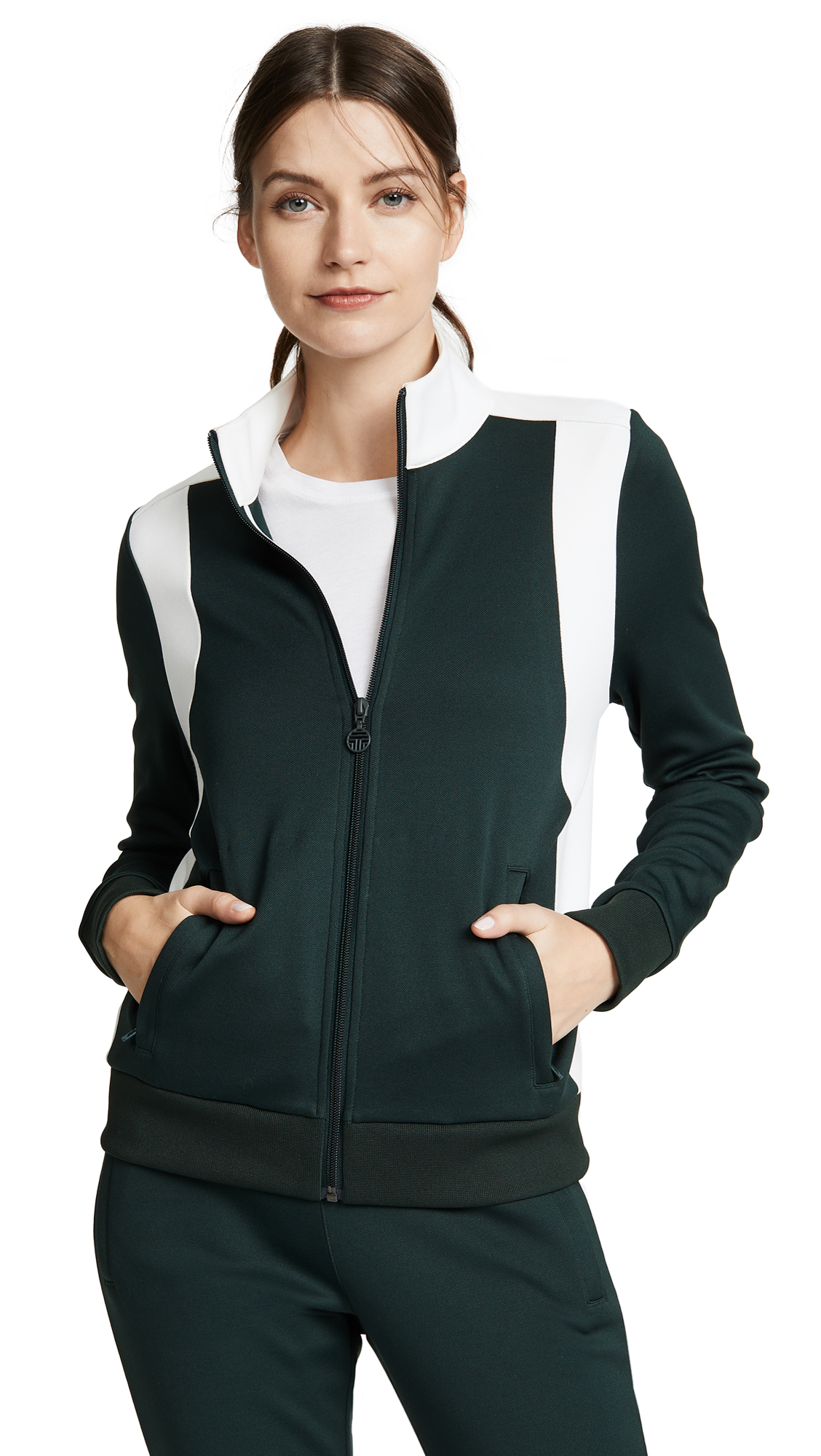 Buy Tory Sport online - photo of Tory Sport Colorblock Track Jacket