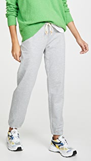 Tory Sport French Terry Melange Sweatpants