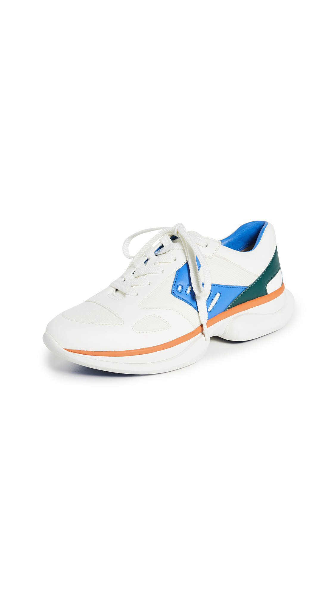 Buy Tory Sport online - photo of Tory Sport Bubble Lace Up Sneakers