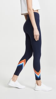 Tory Sport Tempo V 型贴腿裤