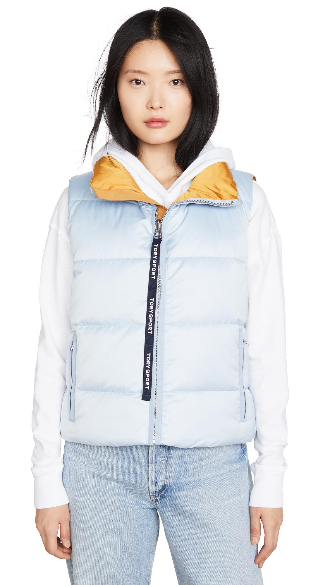 Buy Tory Sport Reversible Down Vest online beautiful Tory Sport Jackets, Coats, Down Jackets