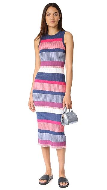 Tanya Taylor Drop Needle Naomi Dress