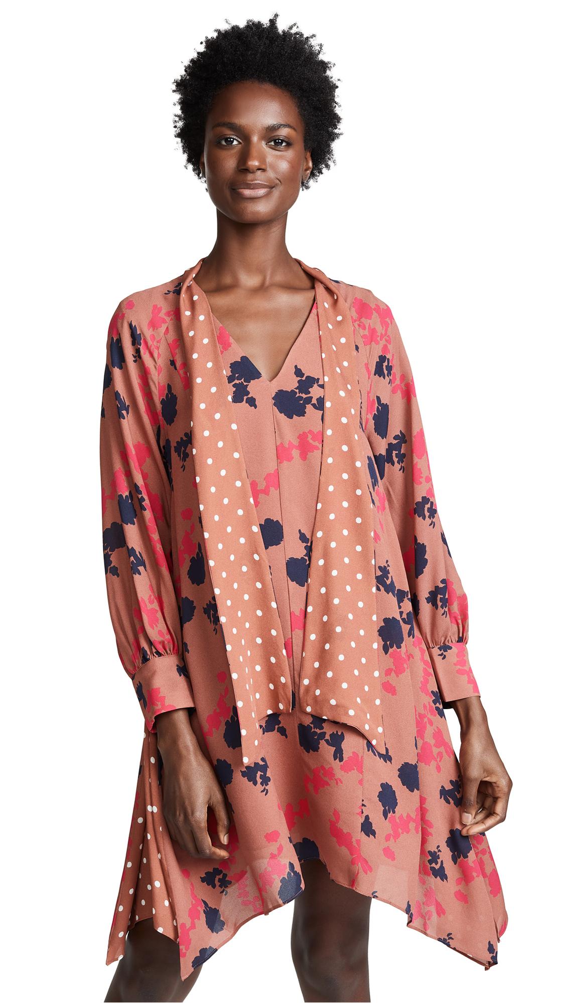 Tanya Taylor Romia Dress - Camel