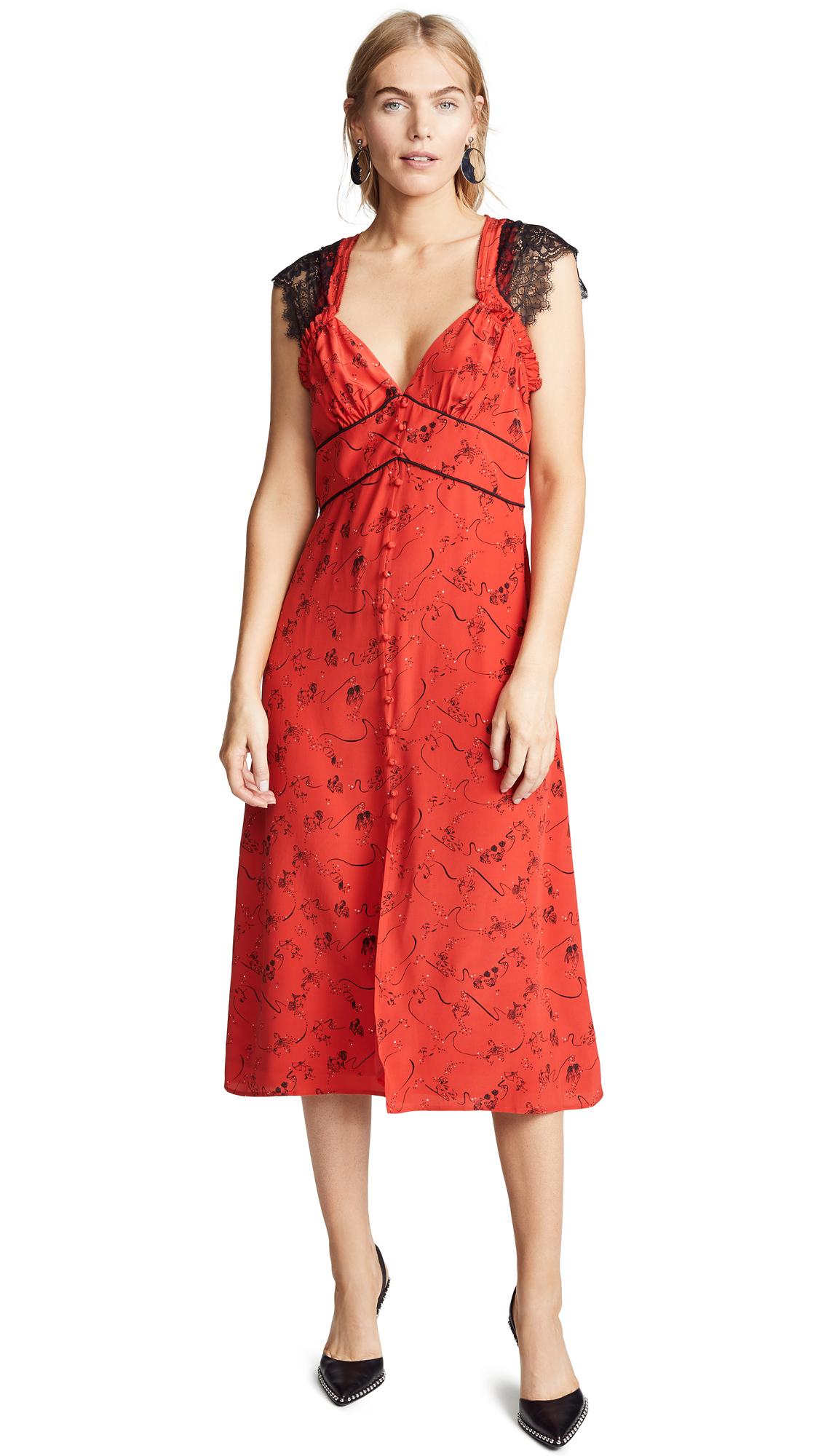 Tanya Taylor Kara Dress