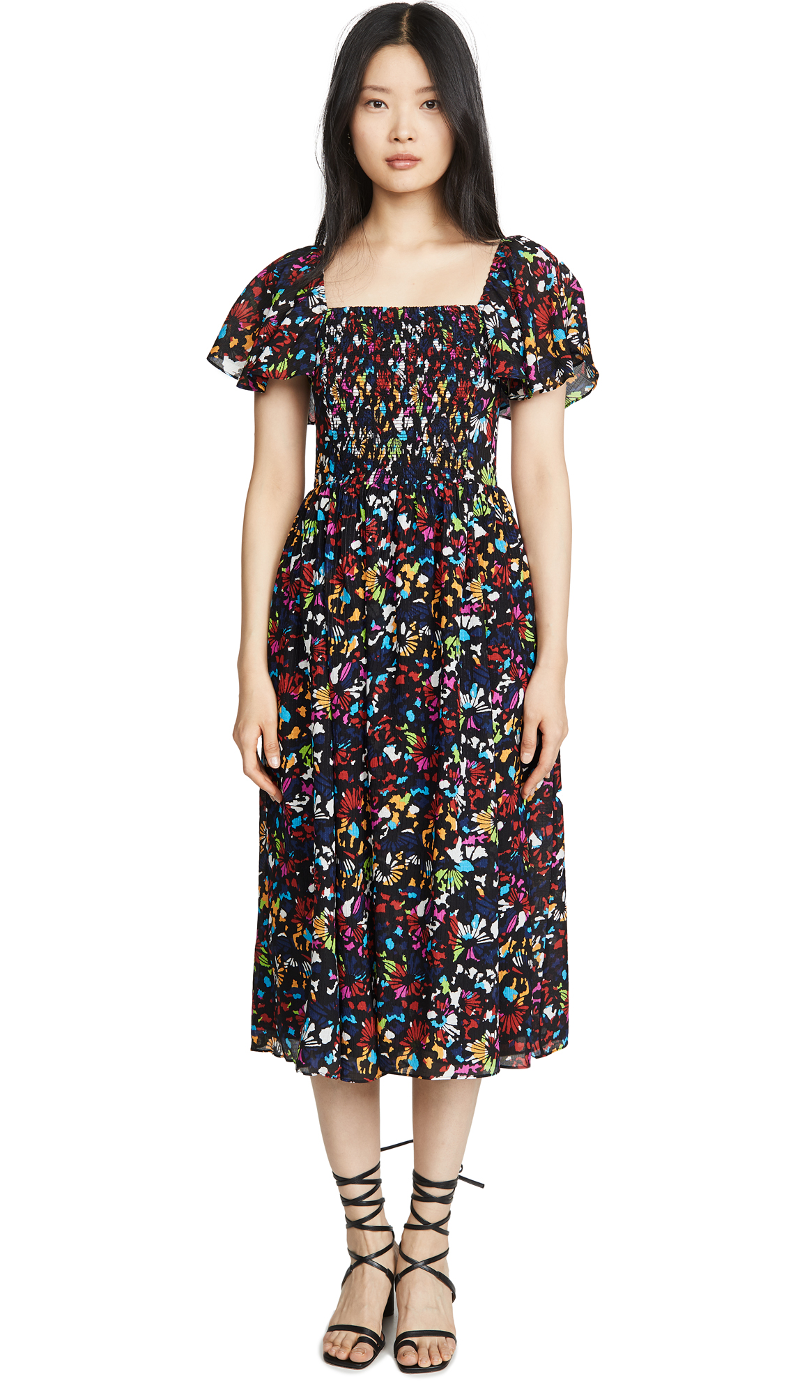 Buy Tanya Taylor online - photo of Tanya Taylor Glenda Dress