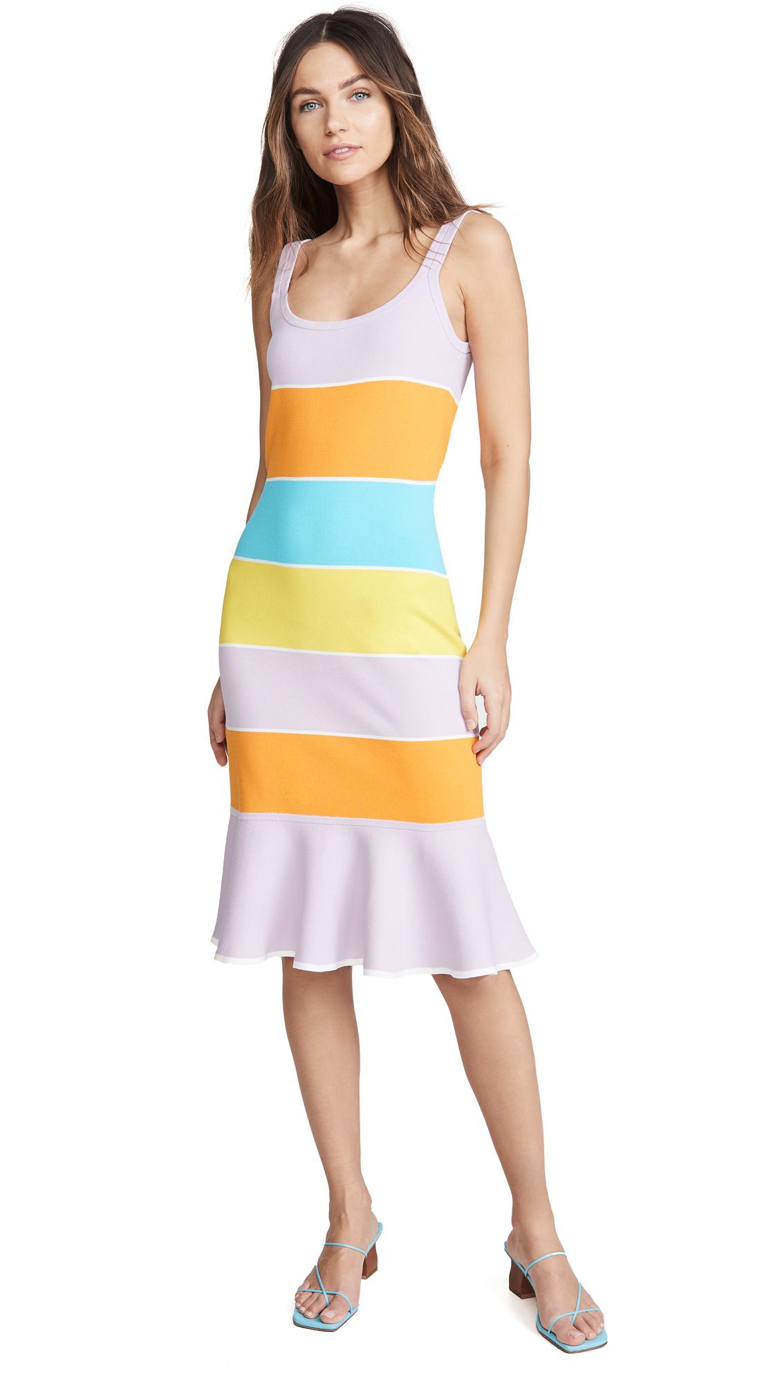Buy Tanya Taylor online - photo of Tanya Taylor Norren Knit Dress