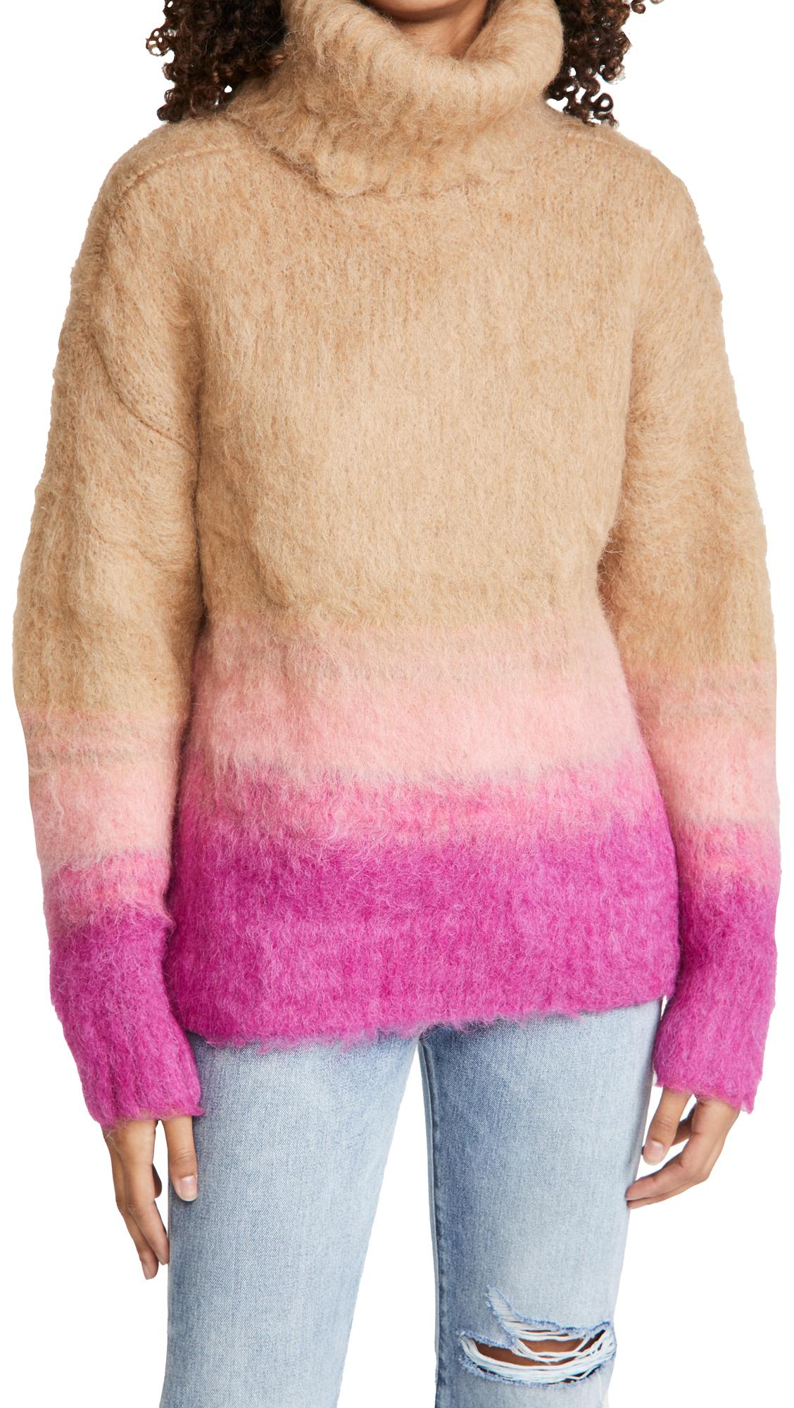 Tanya Taylor Bella Knit Sweater