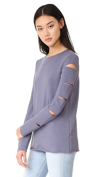 Twenty Tees Пуловер с вырезом