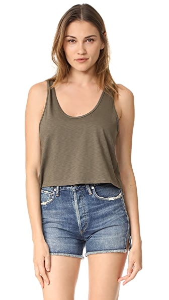 Twenty Tees Cropped Tank