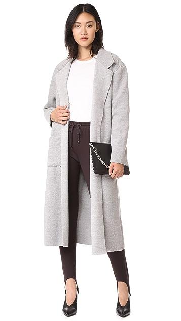Twenty Tees Smart Polar Fleece Coat