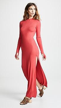 Twenty Tees Mackay Rib Midi Dress