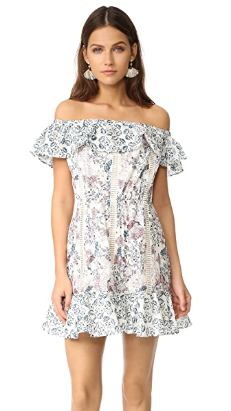 TULAROSA Taylor Dress - Multi