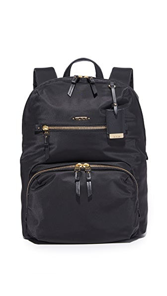 Tumi Halle Backpack - Black