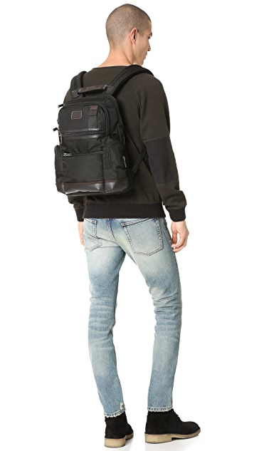 Tumi Alpha Bravo Knox Backpack