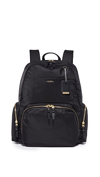 Tumi Voyageur Calais Backpack In Black