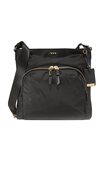 Tumi Capri Shoulder Bag In Black