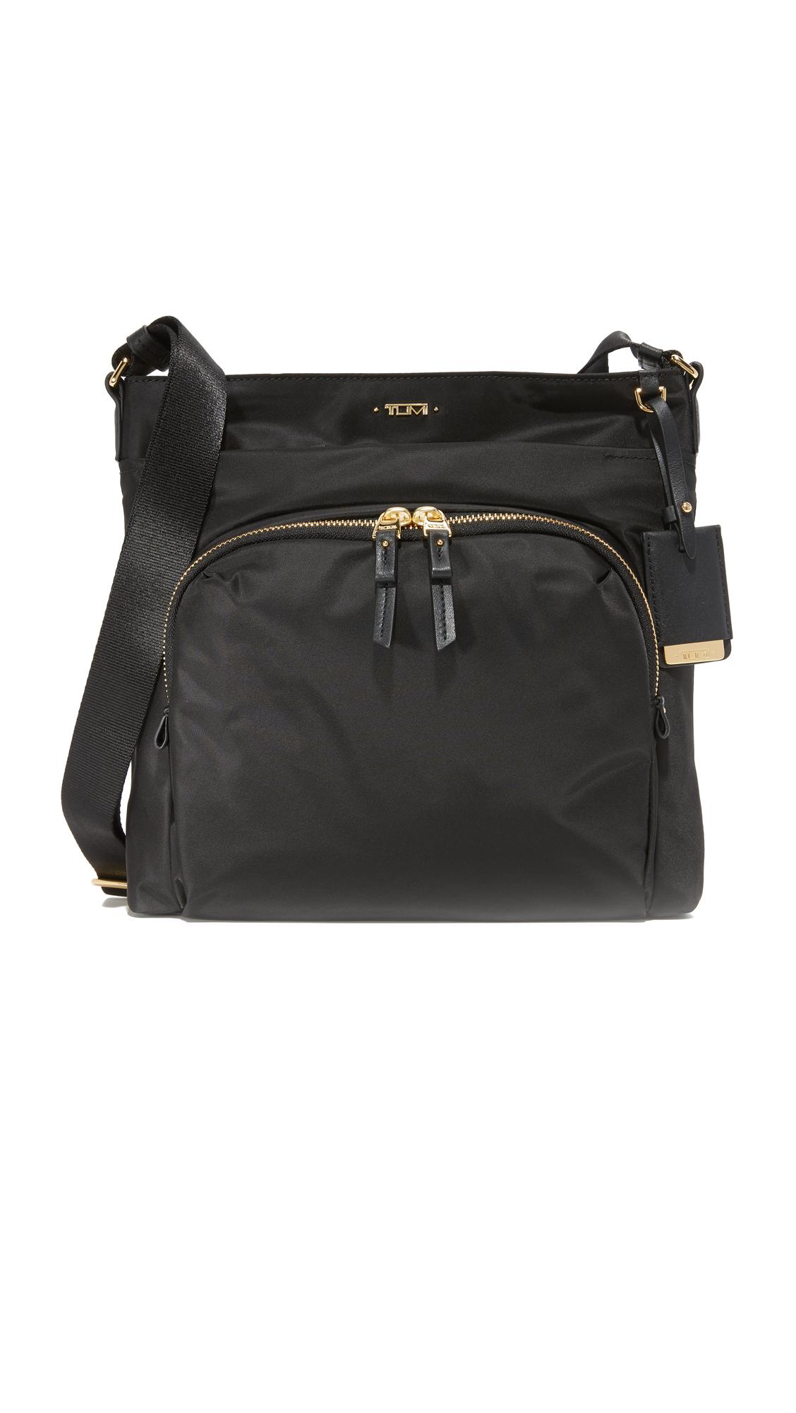 Tumi Capri Shoulder Bag - Black