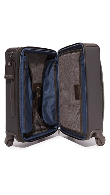 Tumi Alpha 2 Continental Expandable 4 Wheel Carry On Suitcase