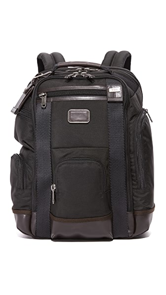 Tumi Alpha Bravo Shaw Deluxe Brief Pack