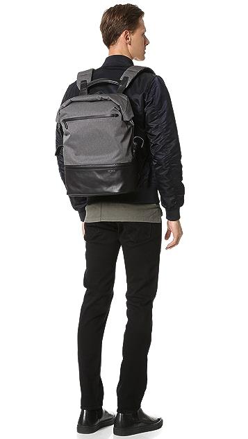 Tumi Tahoe Barton Roll Top Backpack