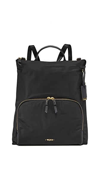 Tumi Jackie Convertible Cross Body Bag - Black