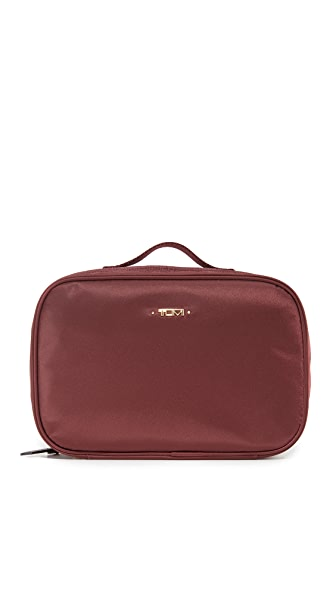 Tumi Lima Travel Toiletry Kit - Merlot