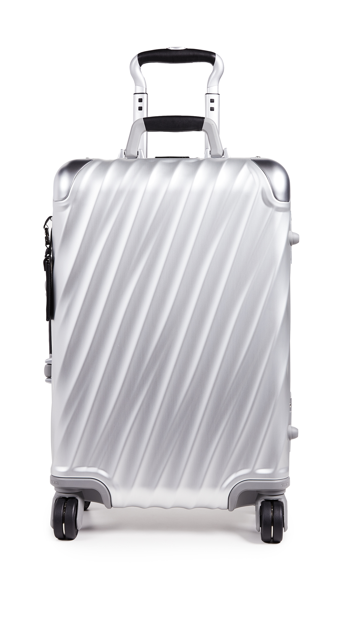 Tumi 19 Degree Aluminum International Carry On - Silver