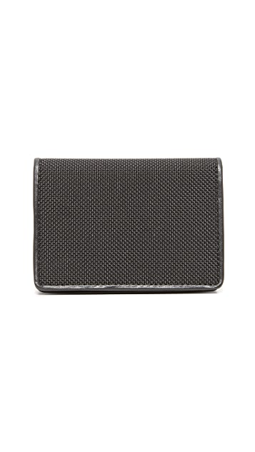 Tumi Alpha Gusseted Card Case with ID Window