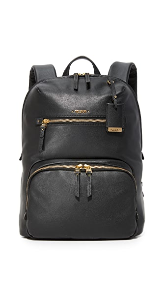 Tumi Halle Backpack In Black