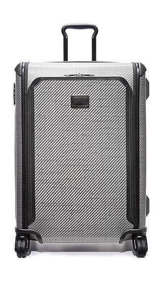 Tumi Расширяемый дорожный чемодан среднего размера