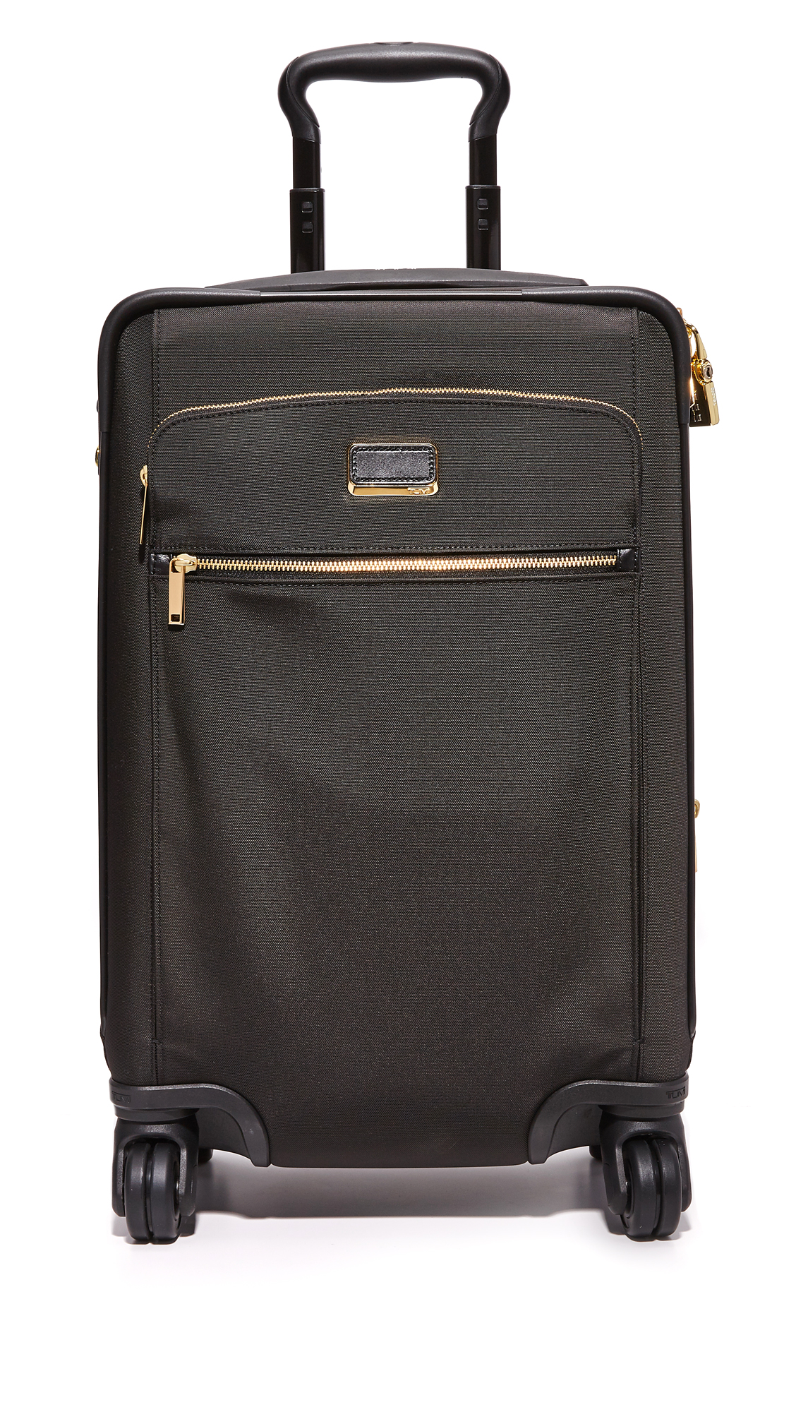 Tumi Sam International Carry On Suitcase - Black