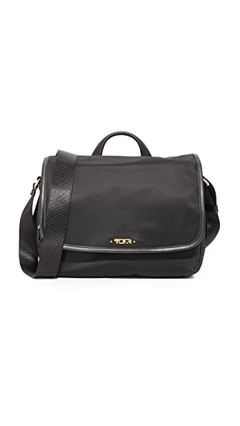 Tumi Small Lola Messenger Bag - Black
