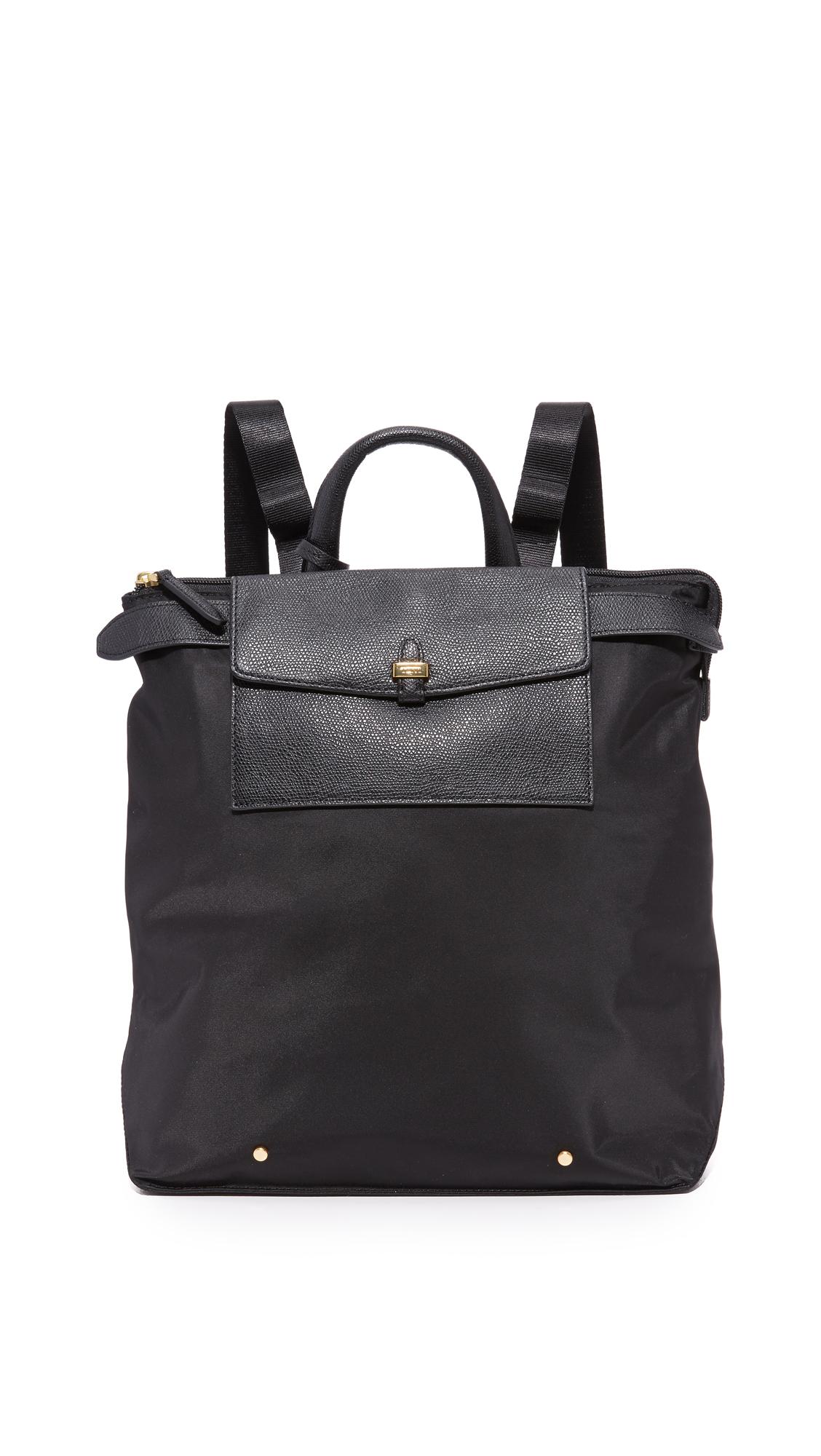 tumi female tumi foldable backpack black